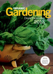 org gardening calendar