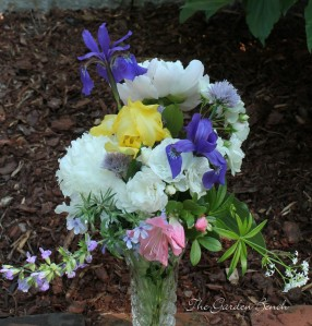 Cut flowers The Garden Bench